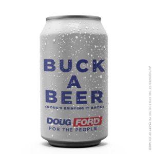 Canadenses vão tomar cerveja a um dólar