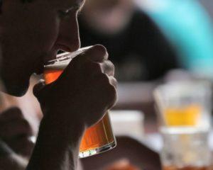 Consumidor de cerveja