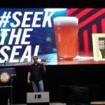 Bob pease presidente da Brewers Association