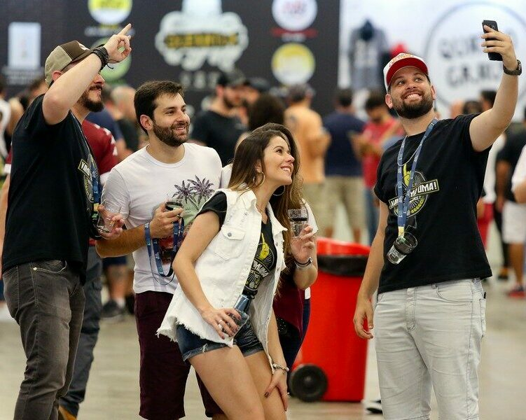público escolhe cervejarias slow brew