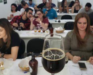 educação cervejeira
