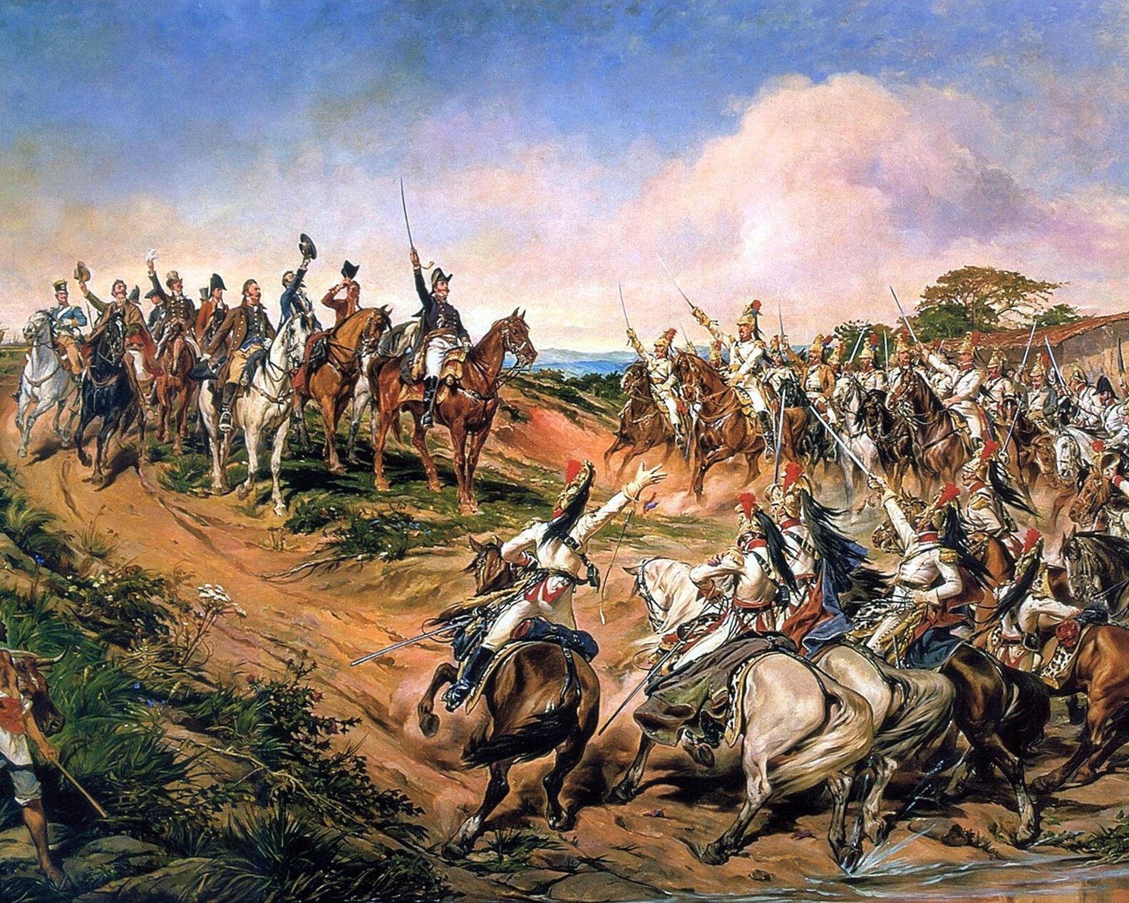 independência ou morte Pedro Américo)