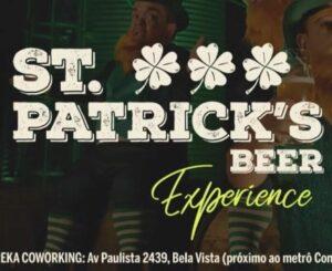 st. patricks beer experience