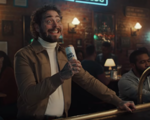 post malone budweiser superbowl